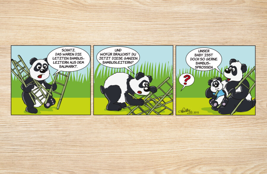 Pandacartoon