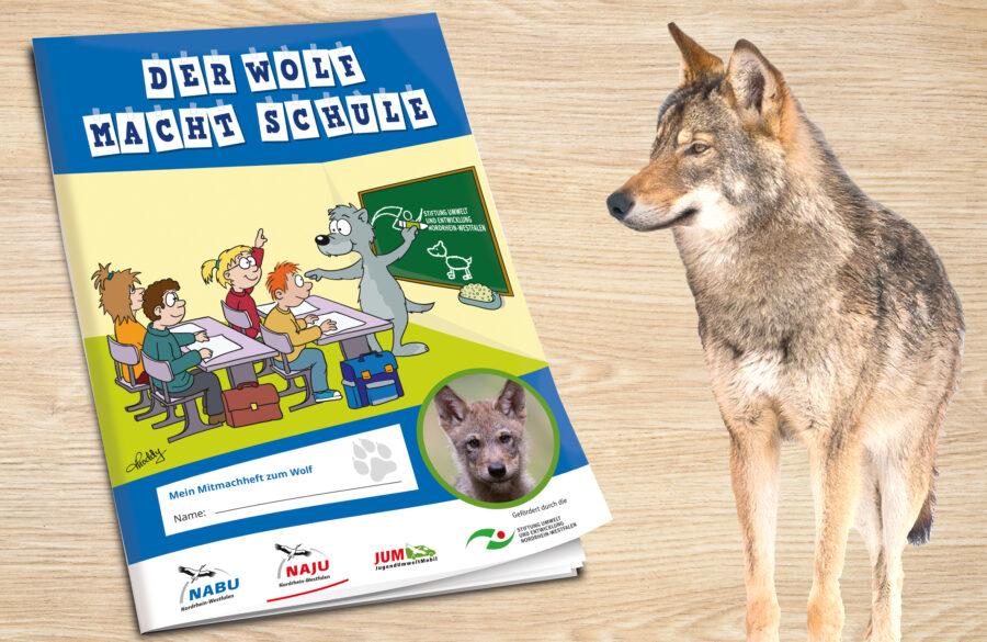 Der Wolf macht Schule